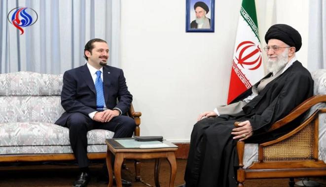 khamenei-hariri