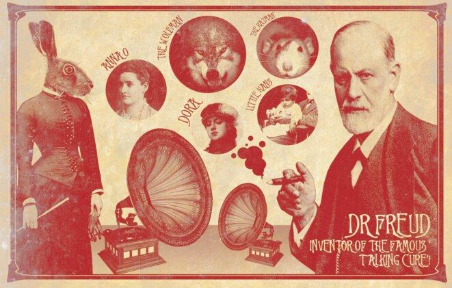Freud cabaret © Inconnu