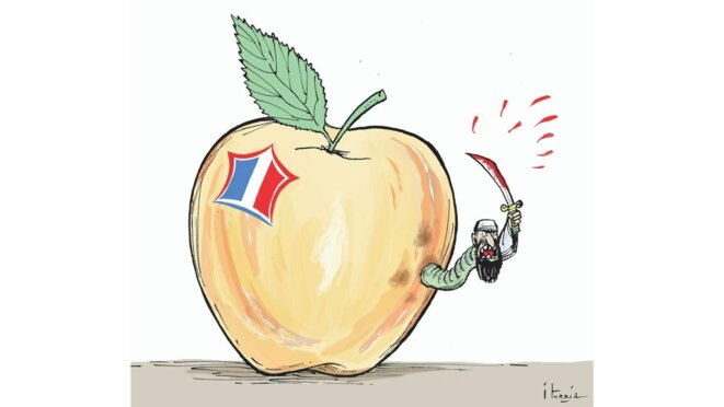 ver-dans-la-pomme