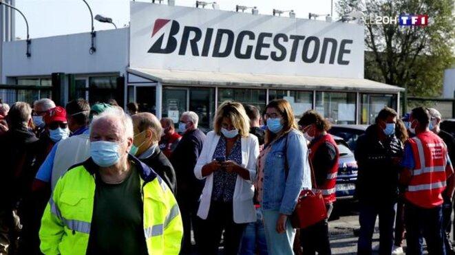 Bridgestone,la fermeture ? © Paul Reynaud
