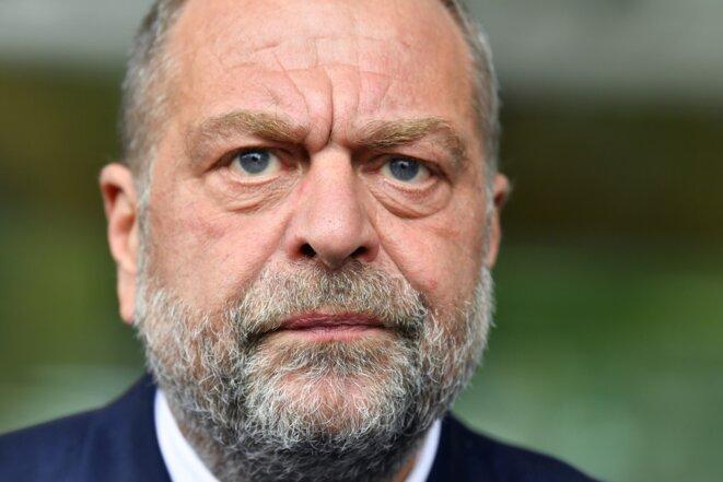 Justice minister Éric Dupond-Moretti, September 24th, 2020. © Alain JOCARD / AFP
