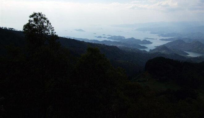 Lac Kivu © D. Stanley