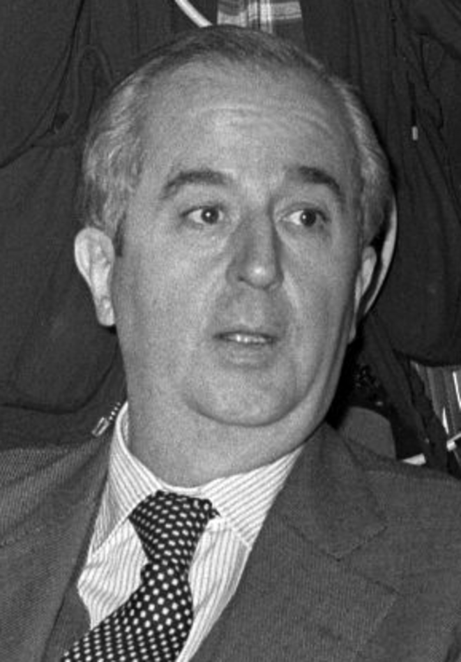 Édouard Balladur en 1986. © «Flappiefh» d'après Dutch National Archives/Wikimedia Commons, lic. CC-BY-SA 3.0 Pays-Bas.