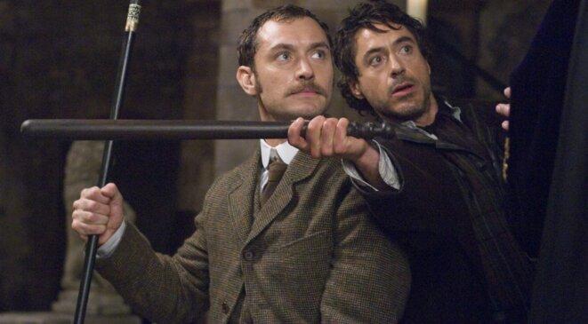 """Sherlock Holmes"" de Guy Ritchie © Warner Bros."