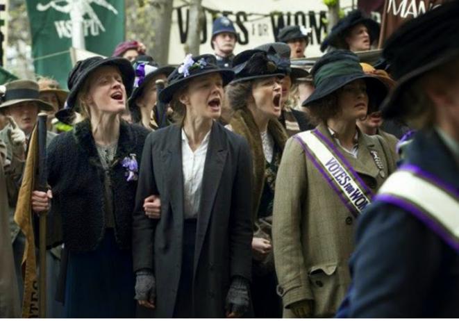 Les suffragettes de Sarah Gavron.