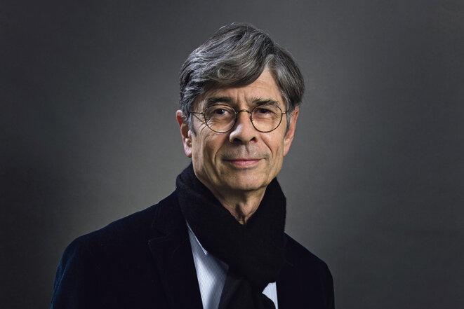 François Hartog. © F. Mantovani / Gallimard