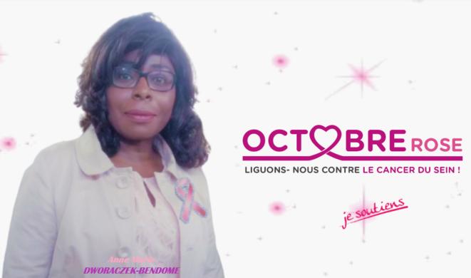 AM DWORACZEK-BENDOME | Octobre rose | Cancer du sein :  sensibilisation, prévention, dépistage et levée de fonds