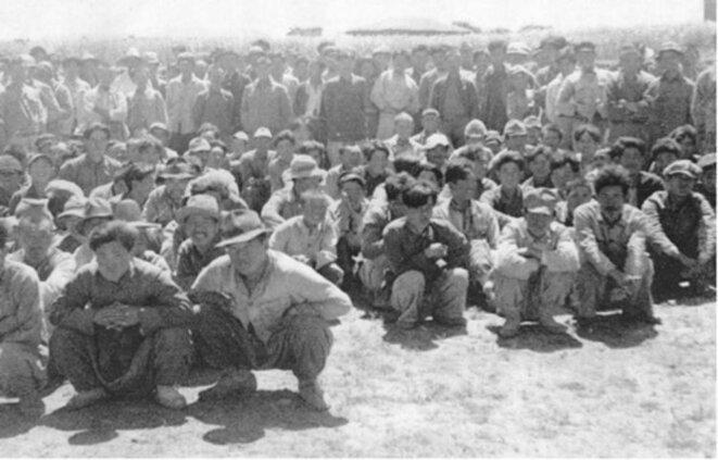 Répression sur l'île de Jeju