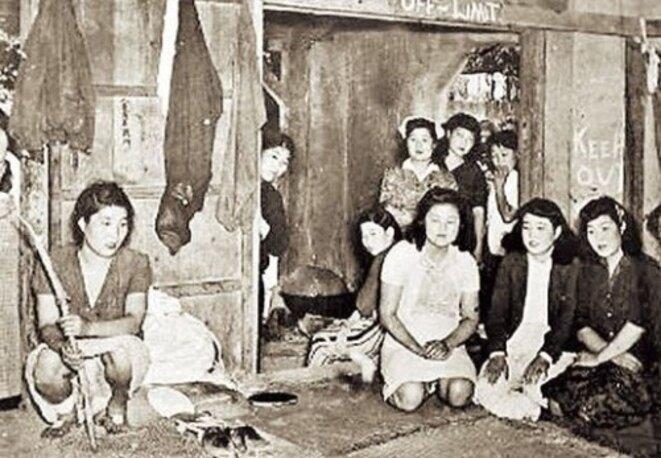 """Les """"femmes de réconfort"""", esclaves sexuelles pendant la guerre"""