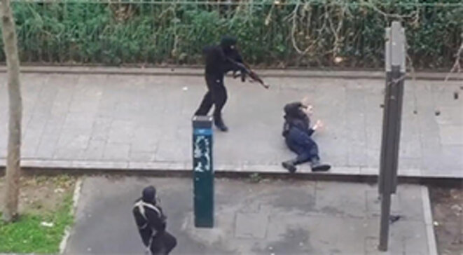 Attaque terroriste contre Charlie Hebdo