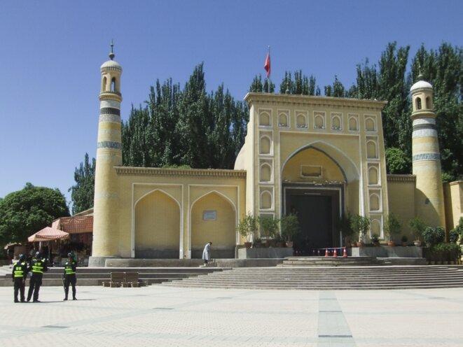 Mosquée Id Kah, Kashgar, Xinjiang