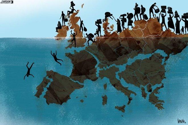 « Nous sommes tous sur un bateau ivre » - Revue des Deux Mondes © Gargalo