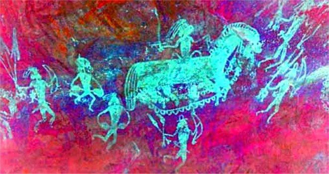 bhimbekta-inde-peintures-rupestres