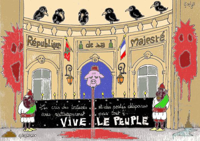 Le nouveau palais de mohammed 6 à paris