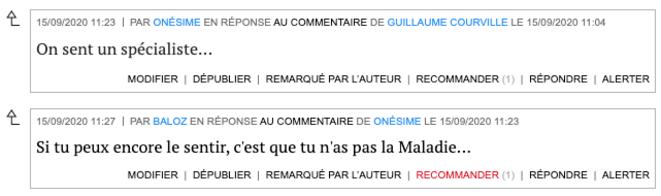 © Onésime et Baloz