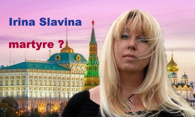 Irina Slavina © José Gallien