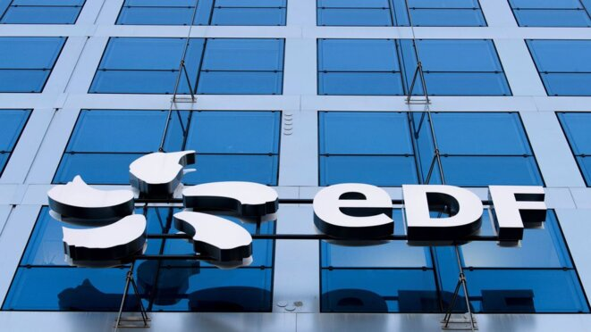 Siege social d'EDF © L'express