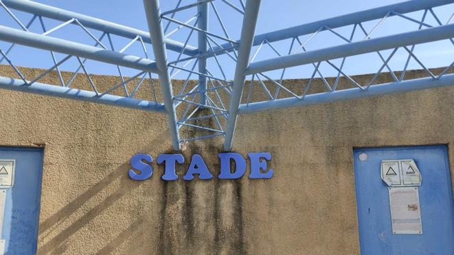 Le stade Georges-Taberner n'a pas accueilli d'entraînements de jeunes joueurs ces derniers mois. © LC