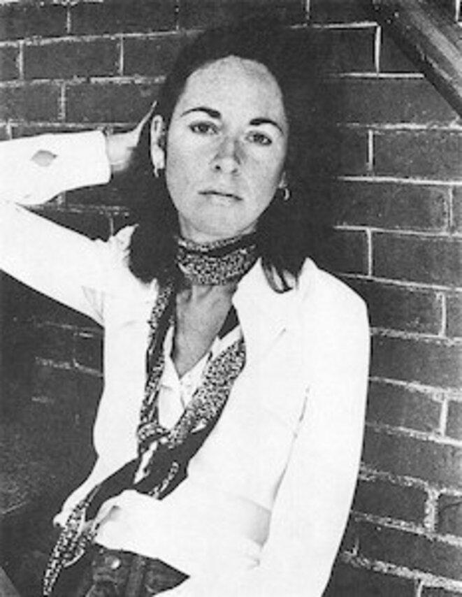 Louise Glück, vers 1977 © DR