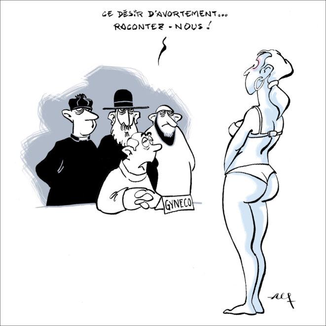 © Alf (Alain Faillat), avec l'amicale autorisation de l'auteur.