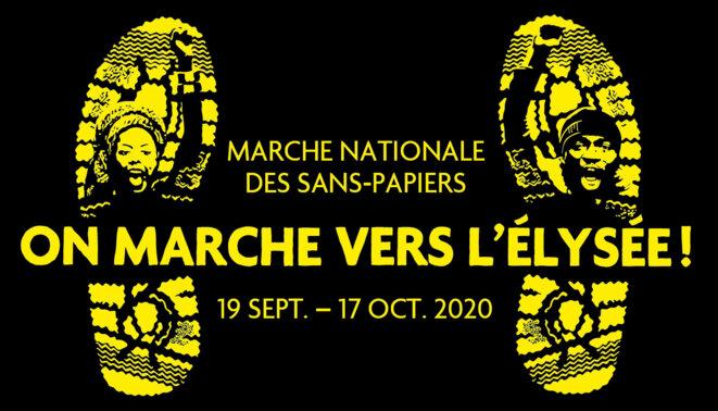 Affiche de la marche des solidarités © ©Marche des solidarités