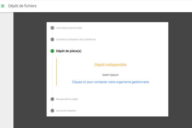 Capture d'écran site InfoAlloc 2