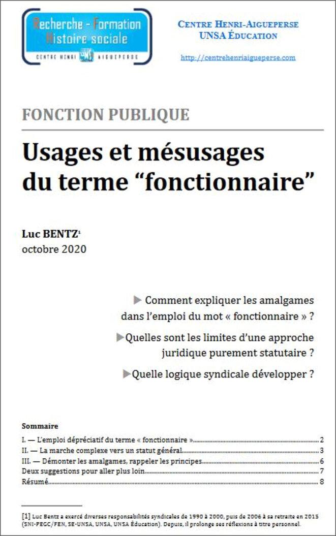 Aperçu du document (p. 1) © Luc Bentz