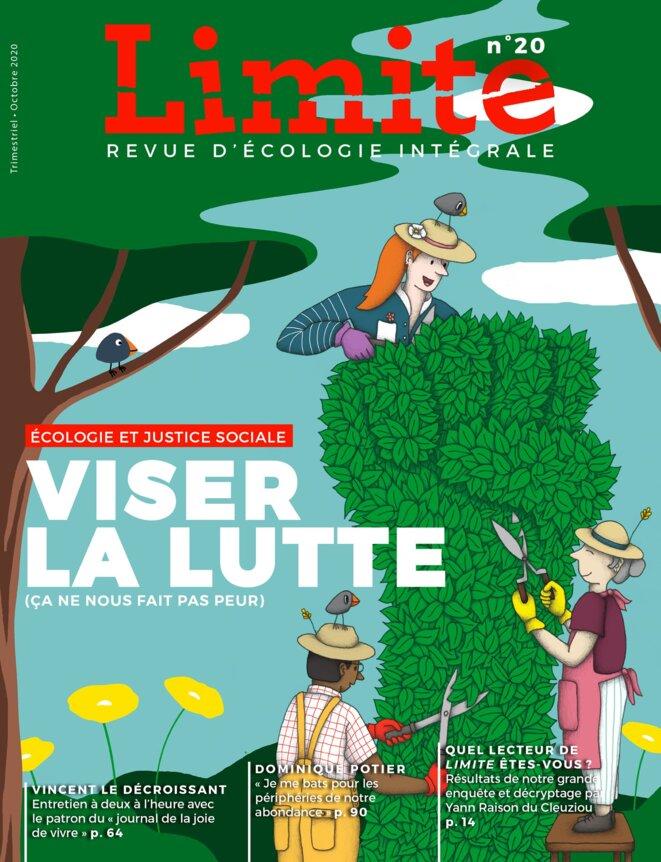 Revue Limite n° 20 © DR