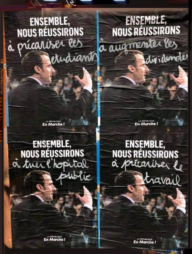 Macron © DR