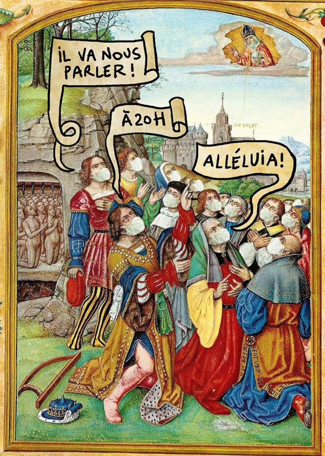 masque-grimani-gerard-horenbout-1510-1520-illuminated-manuscript