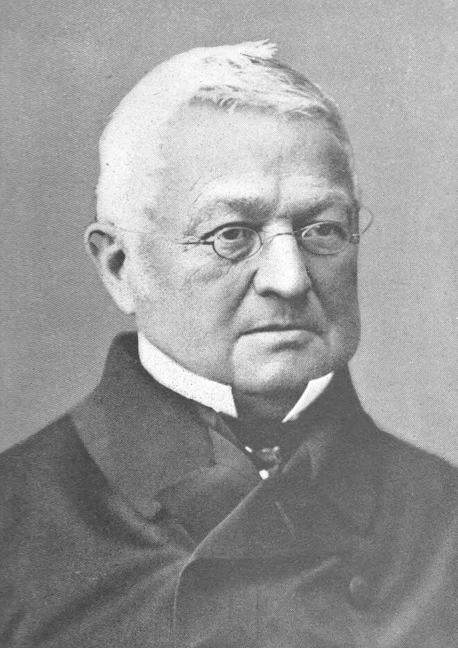 Adolphe Thiers. © Domaine public