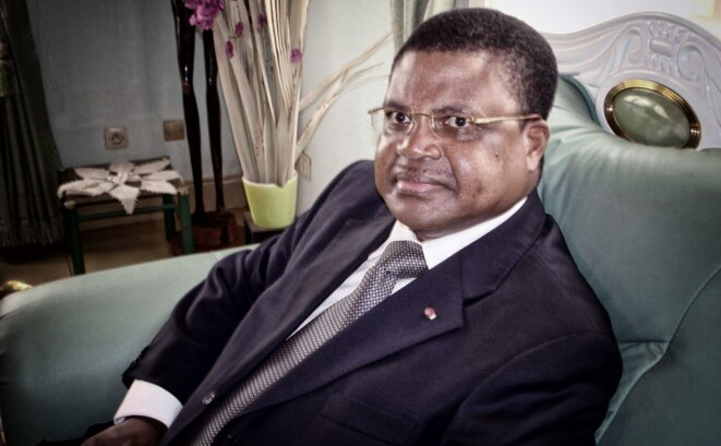 L'ancien premier ministre centrafricain Nicolas Tiangaye © DR