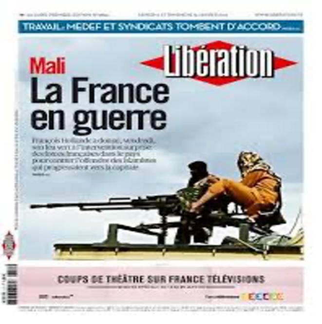liberation-la-france-est-en-guerre