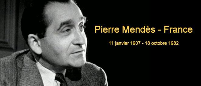 Pierre Mendès-France © Claude Carrère