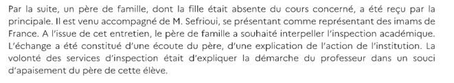 Extrait communiqué de presse Académie de Versailles - Samuel Paty -18/10/2020