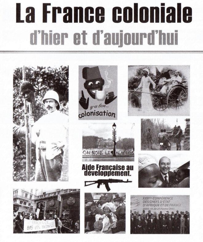 La France coloniale d'hier et d'aujourd'hui