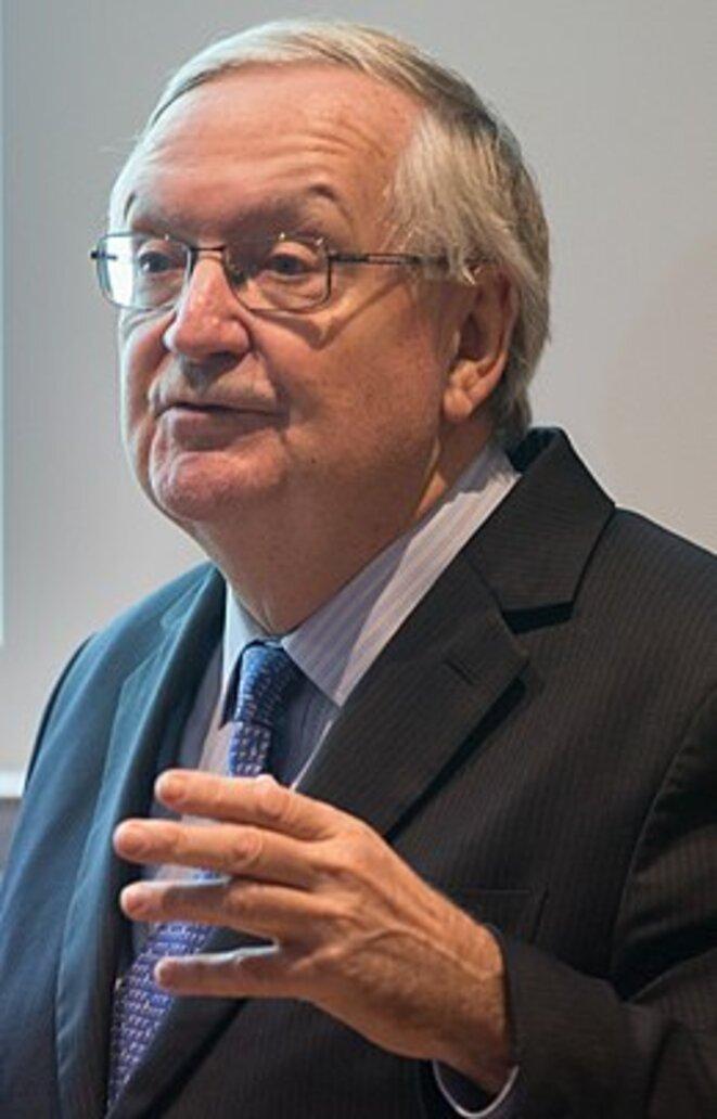 Patrick Artus (Photo Wikipédia)