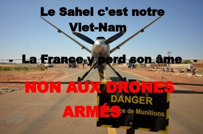 non-aux-drones-armes