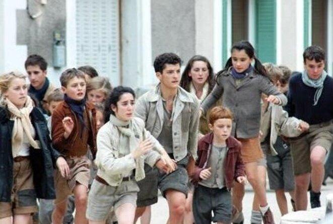 La République des Enfants [photo du film de J. Fansten]