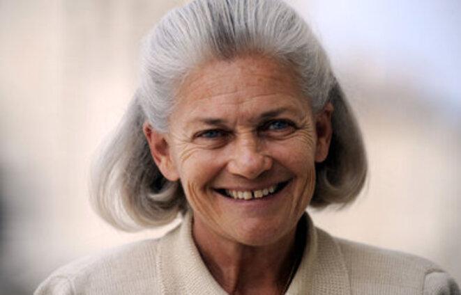 Élisabeth Badinter. © Wikimedia Commons / Anaaaanaaas
