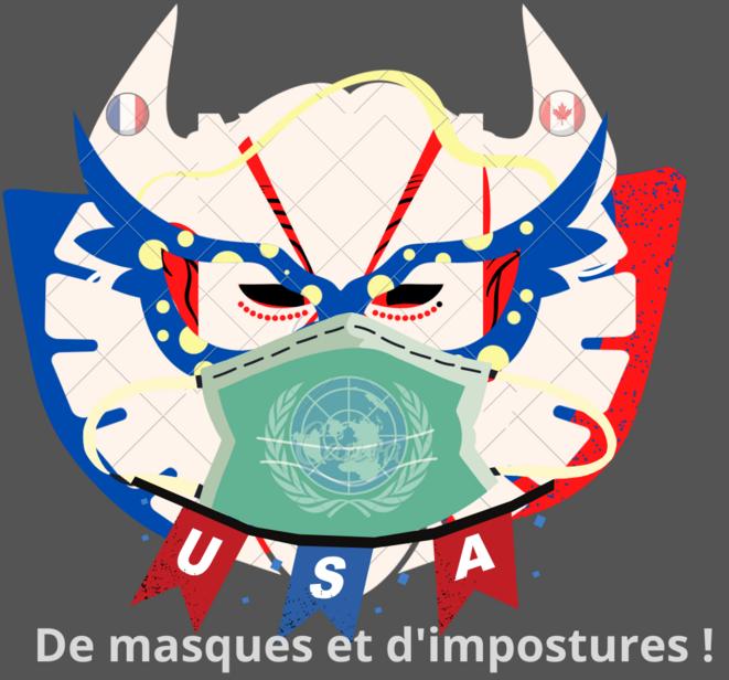 De Masques et D'impostures © Erno Renoncourt