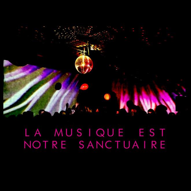 La musique est notre sanctuaire © © A.s