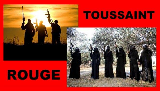 Toussaint rouge © Claude Carrère
