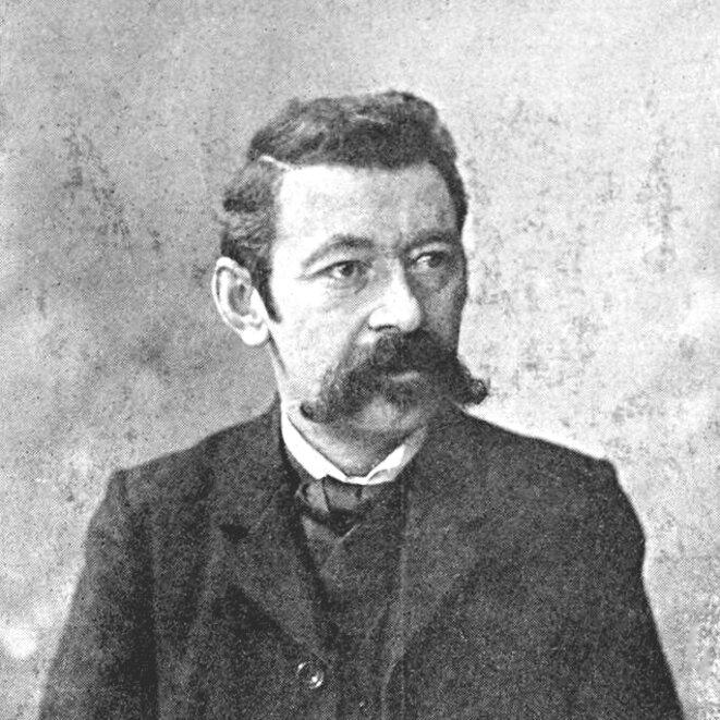 Aristide Briand vers 1900. © Henri Manuel/Gallica BNF-Wikimedia Commons, domaine public.