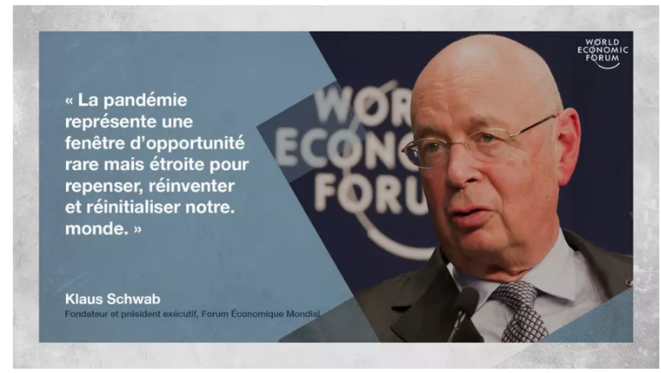 Klaus Schwab © World Economic Forum