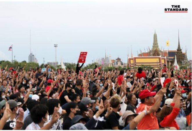 Thaïlande, des manifestants qui veulent la destitution du gouvernement