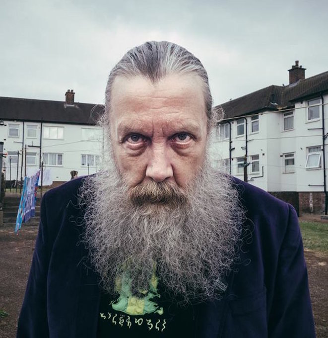Alan Moore © Mitch Jenkins