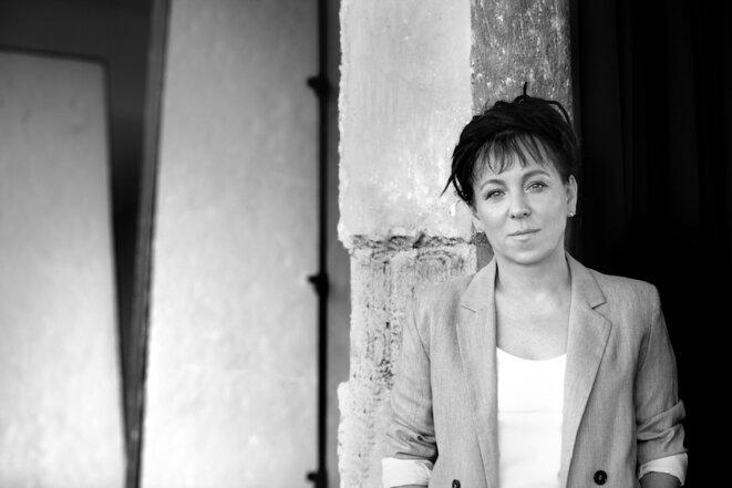 Olga Tokarczuk © Jacek Ko-odziejski