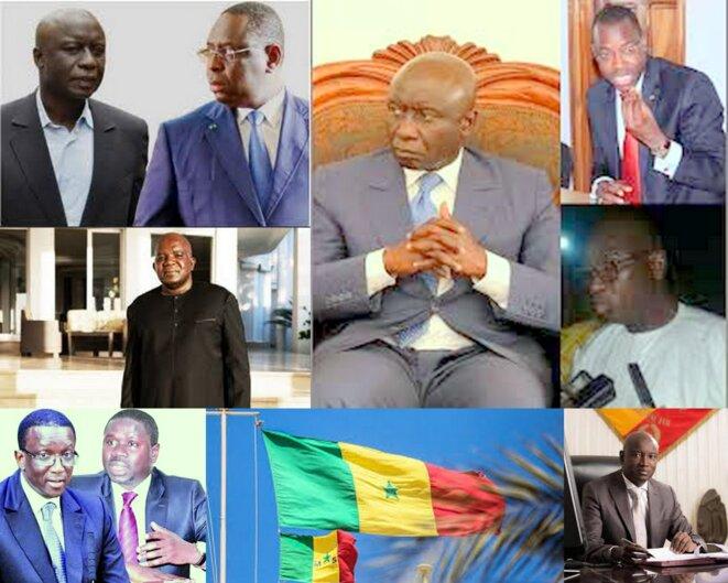 Remaniement ministériel du 1er novembre au Sénégal