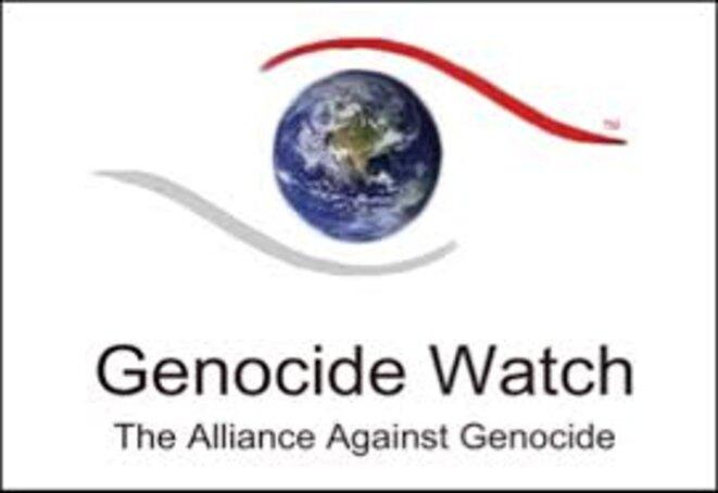 Logo de l'organisation Génocide Watch